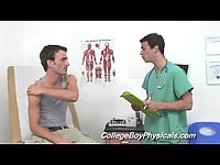 Soft Examination For College Guy