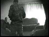 Amateur Tape With Guys In Uniform