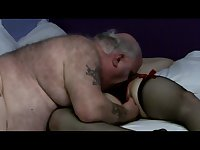 Mature Dude Sucking CD Dick