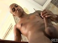 Latin Hunk In Tats Solo Action