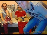 Fantastic Gay Amateur Threesome