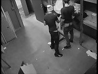 Voyeur caught video