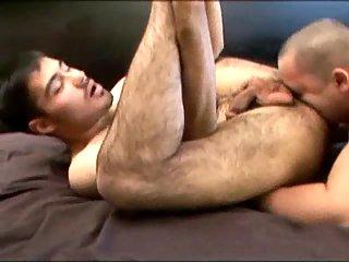 Big Bear & His Slender Boyfriend