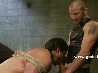 Interracial Hardcore Bondage
