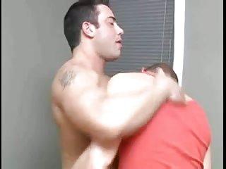 Hard Ass Pounding & Toying
