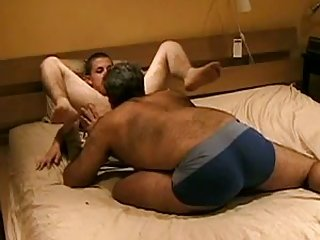 Hot Gay Sex On A Bed