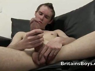 Steve teasing us with his cock