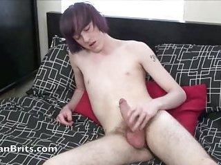 Jayden Stripping with his hardcock