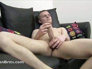 Rio to admire his monster cock