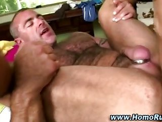 Gay straight suck and fuck seduction