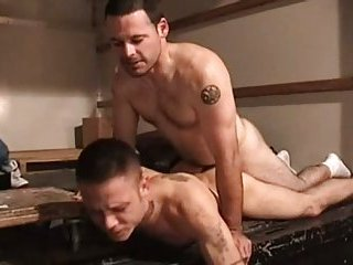 Gay Guys Doggy Slamming