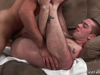 Adam and Jeremy having steamy gay porn sex