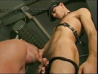 Nasty Gay Guys Sucking In Public