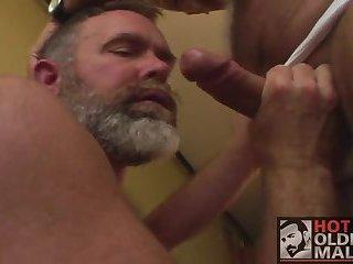 Gay Grandpas Fuck