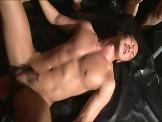 Sexy japanese group sex