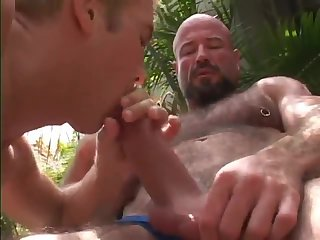 Lustful Gay Guys Sucking & Banging
