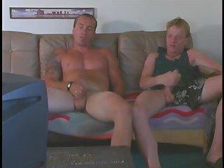 Horny Guys Amateur Wanking
