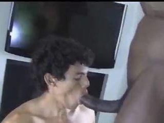Black Guy Fucking White Buddy